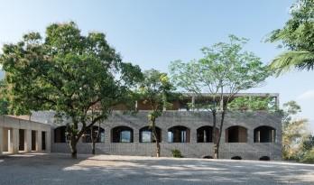 云南新寨咖啡庄园 / 迹•建筑事务所(TAO)