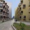 多样且多彩,每扇窗户都有各自性格的学生公寓大楼 /Sanjay Puri建筑事务所