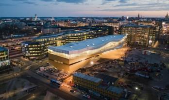 Oodi赫尔辛基中心图书馆/ ALA 建筑事务所