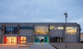 丹麦罗斯基勒音乐学校 / MVRDV + COBE