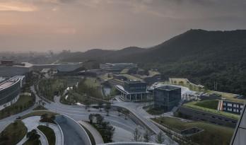"gad作品 | 一场有关""场所""的建筑探索——浙江音乐学院音乐系群"