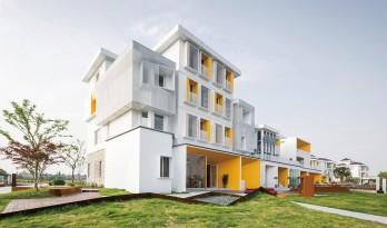 虹越园艺社区改造 | 杭州森上建筑设计