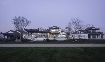 云林春风 / 浙江青墨建筑设计 + 悉地(北京)国际建筑设计