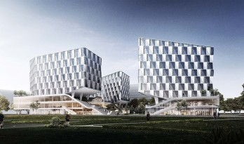 鲸鱼来袭丨零壹城市揭晓个推总部设计