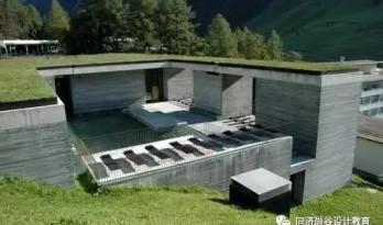 彼得·卒姆托——瓦尔斯温泉浴场