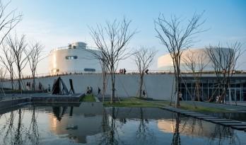 """OPEN事务所新作""""上海油罐艺术中心""""正式向公众开放"""