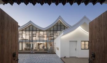 一座祖宅,一份记忆:沁园 / DOES设计事务所