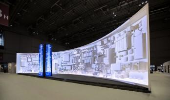 由家具构成的创意自然空间——2018DDS展览 / TOWO堂晤设计