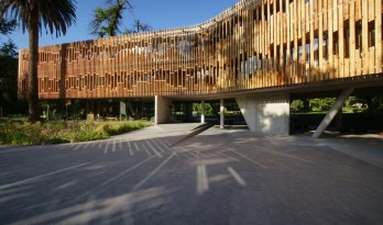 Las Majadas de Pirque公园及住宅
