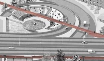 复古拼贴表现丨城市更新场景组图