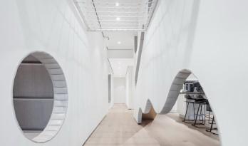 【墙】宅 上海 / 立木设计研究室
