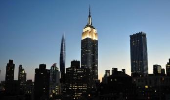 "MAD公布曼哈顿东34街高层公寓设计,""曼妙身形""加入纽约天际线"