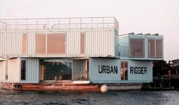 24亿人的生存危机!BIG重磅发布2050诺亚方舟计划,要让城市漂起来!