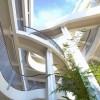 动态绿色的梦幻校园:生态折线学校 / 1+1>2 Architects