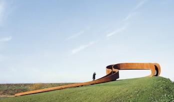 疯狂的艺术!鹿特丹莫比斯环状楼梯