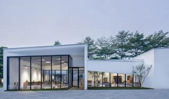 简约而有格调的生活美学馆 / 墨照建筑设计事务所