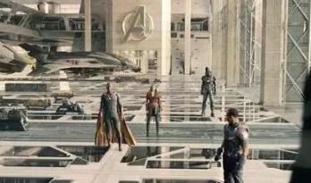 复仇者联盟十一年,建筑师在看些什么?