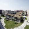 犹如随风舞动的旗帜:荷兰Hidden Delights公寓 / NL Architects
