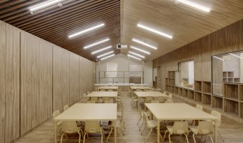 新加坡南洋艺术学前教育学院 / 新加坡SODA设计事务所