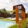 比利时耐候钢住宅 / DMOA Architecten