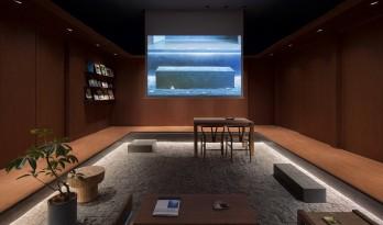 """关于未来人居的""""空间四重奏"""" —— ArtPark9室内建筑实验"""