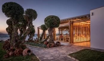 克里特岛海滩度假村 / Elastic Architects