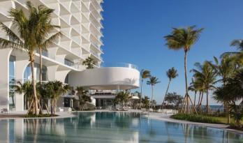 跳舞的方格子:迈阿密阳光海滩纯白住宅塔 Jade Signature / 赫尔佐格&德梅隆