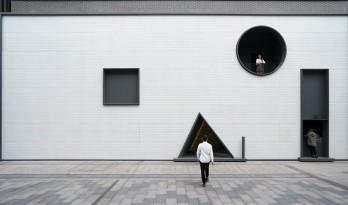 遇见,在方圆角之间:地山空间 / 朴居空间设计研究室(PUJU)
