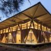 通透开阔,翘首以盼,引领创新:麦考瑞大学创业孵化中心 / Architectus