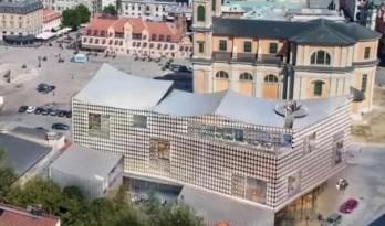 建筑是天时地利的迷信