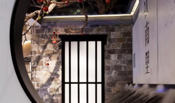闲庭漫步,锦瑟年华:江南里中餐厅,江苏常州/卧野空间设计事务所