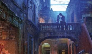 """《阿丽塔:战斗天使》:钢铁城的""""硬核""""搭建之旅"""
