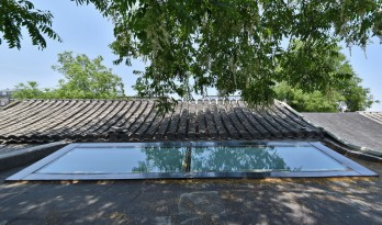 50㎡的六口之家,胡同大杂院里本地居民的改善策略 / 清筑建筑