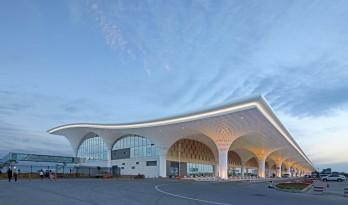 金色白桦林涌起的绵延的波浪:呼伦贝尔海拉尔机场扩建工程 / 中国建筑设计院一合建筑设计研究中心U10