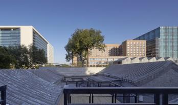 北京西单新文化街合院改造 / Super+Partners
