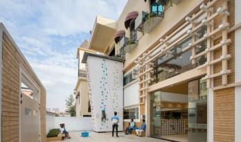 狮子国际幼儿园——关于成长的思考,广州,广东 / 圆道设计