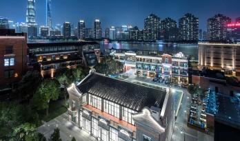 上海老码头:传奇十二年,地标再升级 / 三益建筑设计| 城市更新事业部,室内与景观事业部