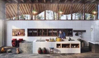 一个力所能及的设计——父母老宅空间改造设计