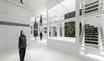 镜花园 / 建筑营设计工作室
