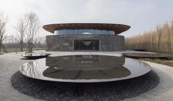 """四川安仁OCT""""水西东""""林盘文化交流中心 / 上海创盟国际建筑设计"""