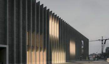 洛桑州立美术馆,工业时代的碎片化记忆 / BAROZZI VEIGA
