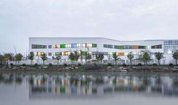 南浔镇中心幼儿园新址扩建工程 / 浙江大学建筑设计研究院有限公司