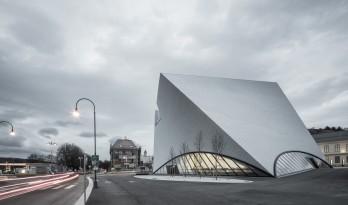 风中芭蕾,奥地利州立美术馆 / Marte.Marte Architects