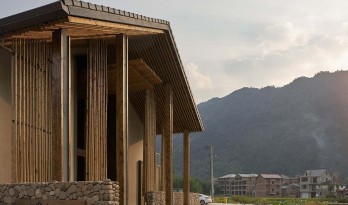 七鹤山•乡村客厅 / 中国美术学院风景建筑设计研究总院