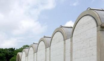 路易斯康抄绘分析,金贝儿美术馆 | 抄什么建筑