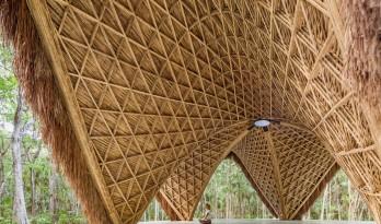 Luum寺,竹参数化下的自然之美 / CO-LAB Design Office