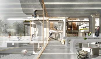 中国女建筑师夺得英国经适房大赛第一名,只有她敢这么想!
