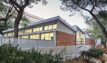 Montbau 图书馆