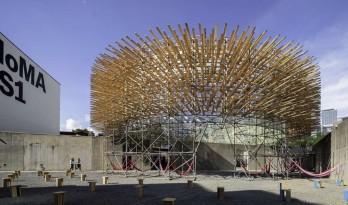 第20届纽约现代艺术博物馆 MoMA PS1,青年建筑师计划展厅亮相