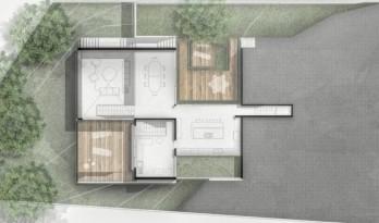 【PS】简易建筑平面图教程(中英字幕)